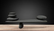 Concept Of Zen Stones Harmony ...