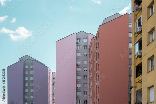 Fototapeta Urbanscape obraz