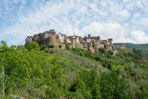 Photo San Gregorio di Sassola, near Rome, Lazio. Italy