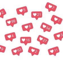 Notification Instagram Like