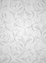 Floral Seamless Ornament Patte...