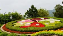 Floral Clock At The Yangmingsh...