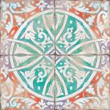 Moroccan mosaic tile, ceramic decoration tile, Moroccan pattern tile