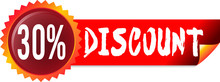 Percentage  Off Discount Offer...
