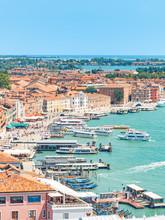 Embankment Of The Venetian Riv...
