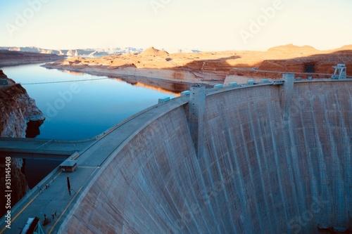 фотография glen canyon dam