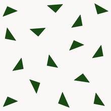 Multicolor Triangles Design On...