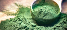 Green Algae In Powder - Chlore...