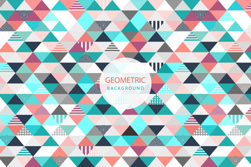 pattern for design. geometric abstractions