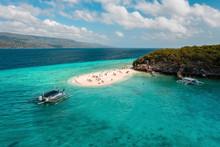 Aerial View Of Sumilon Island'...