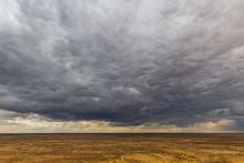 Landscape Of Kyzylkum Desert, Uzbekistan