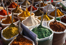 Spices, Herbs And Curry Powder...