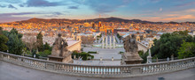 Barcelona - The Panorama From ...
