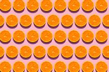 Pattern Of Orange Slices Again...