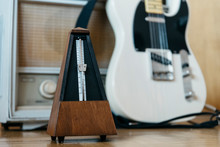 Metronome With Electric Guitar...