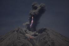 Indonesia, Java, Semeru Volcan...