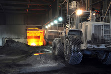 Germany, Steel Mill, Removal O...