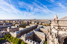 France, Paris, View Over The C...