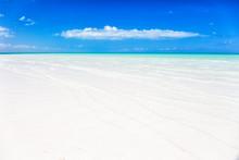 Idyllic Shot Of Seascape Again...