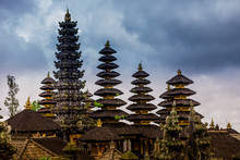 The Besakih Temple, The Larges...