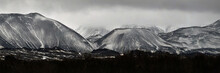 Panorama Of Snow Covered Mount...
