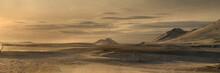 Panorama Image Of Mountains Ne...