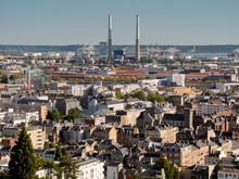 City Skyline Towards Seine Est...