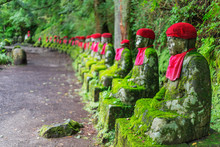 Narabi Jizo Temple Guardian St...