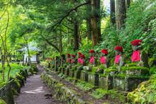 Narabi Jizo Temple Guardian St...