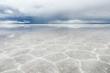 Bolivien, Departamento de Potosí, Nor Lípez, Salzwüste Uyuni zur Regenzeit