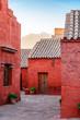 Peru, Arequipa, Kloster Santa Catalina, ein Nonnenkloster aus der Kolonialzeit