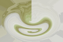Beautiful Bright Green Background Pattern, Trend Abstract Illustration, Trendy Pale Green Pastel Gradient Design Pistachio Color