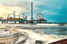 Pleasure Island Galveston Tx