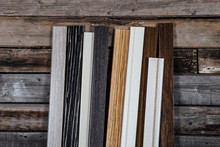 Wooden Skirting Boards On Old ...
