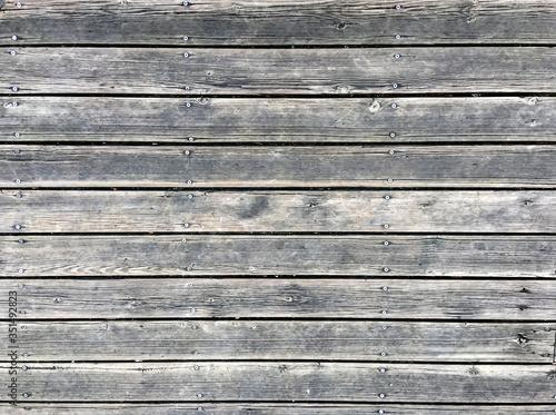Obraz na płótnie Full Frame Shot Of Boardwalk