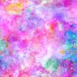 canvas print picture - Galaxy Nebula Print