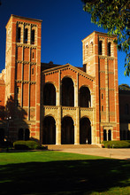 Royce Hall On The Campus Of UC...