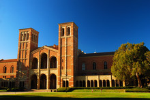 Royce Hall Is Opne Of The Olde...
