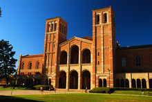 Royce Hall Sits On The Campus ...