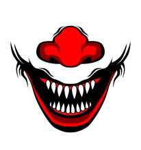 Evil Clown / Creepy Clown Or H...