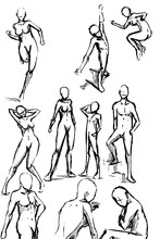Tutorial Of Drawing Female Bod...