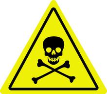 Danger Keep Away Warning Sign