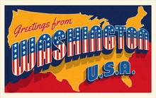 Greetings From Washington USA....