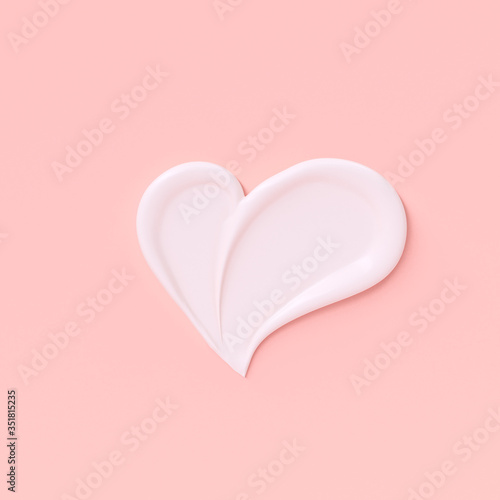 Slika na platnu Love girly background