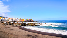 Scenic View Of Beach Against B...