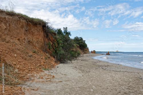 Fototapety, obrazy: Italien - Apulien - Torre Guaceto Meeresschutzgebiet