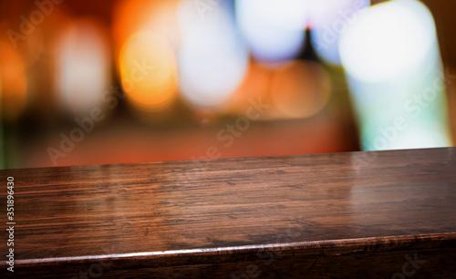 Fotografie, Obraz bar nightclub background
