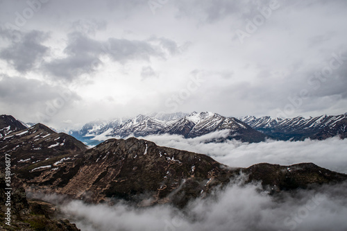 Photo Springtime at high altitude in Alaska.