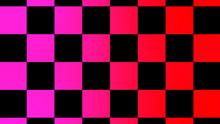 New Pink & Red Checker Board,Checker Board