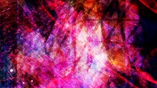 Amazing Red And Pink Energy Fi...